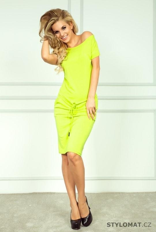 Neonově žluté sportovní šaty. Zvětšit. - 8%. Previous  Next d3bd821766