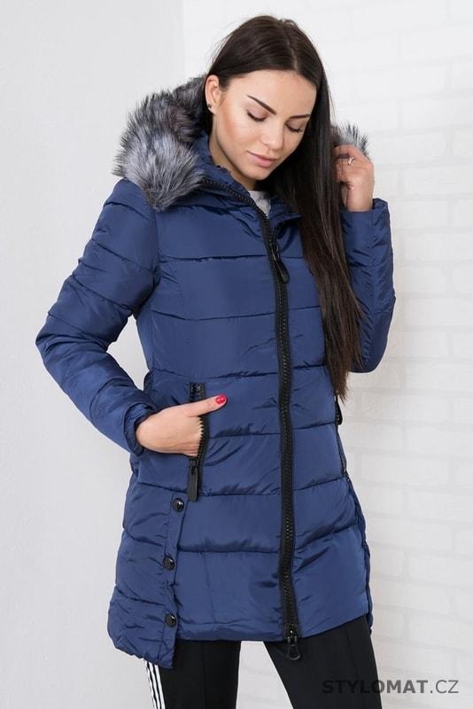 Zimní dámská bunda - Kesi - Zimní bundy 1e3cf73475