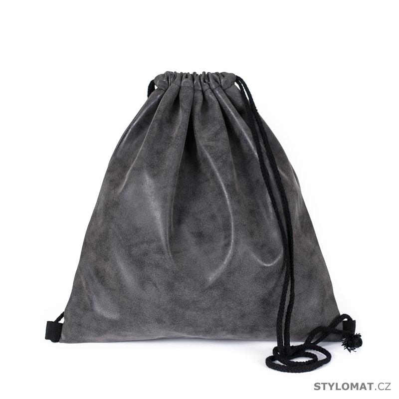 80deacc3c6c Vak na záda šedý - Art of Polo - Módní batohy