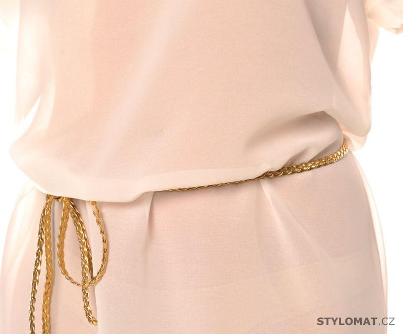 421e421b847 Trendy bílé letní šaty - Fashion - Krátké letní šaty