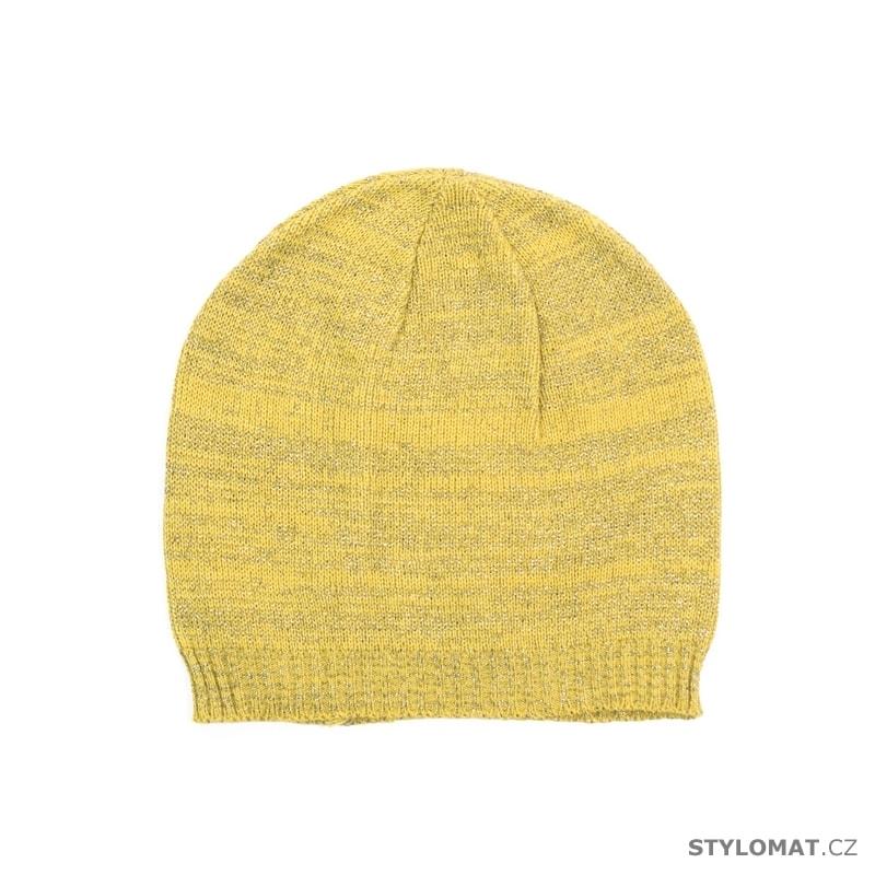 Žlutá podzimní čepice - Art of Polo - Tenké (podzimní jarní) e24a8a857f