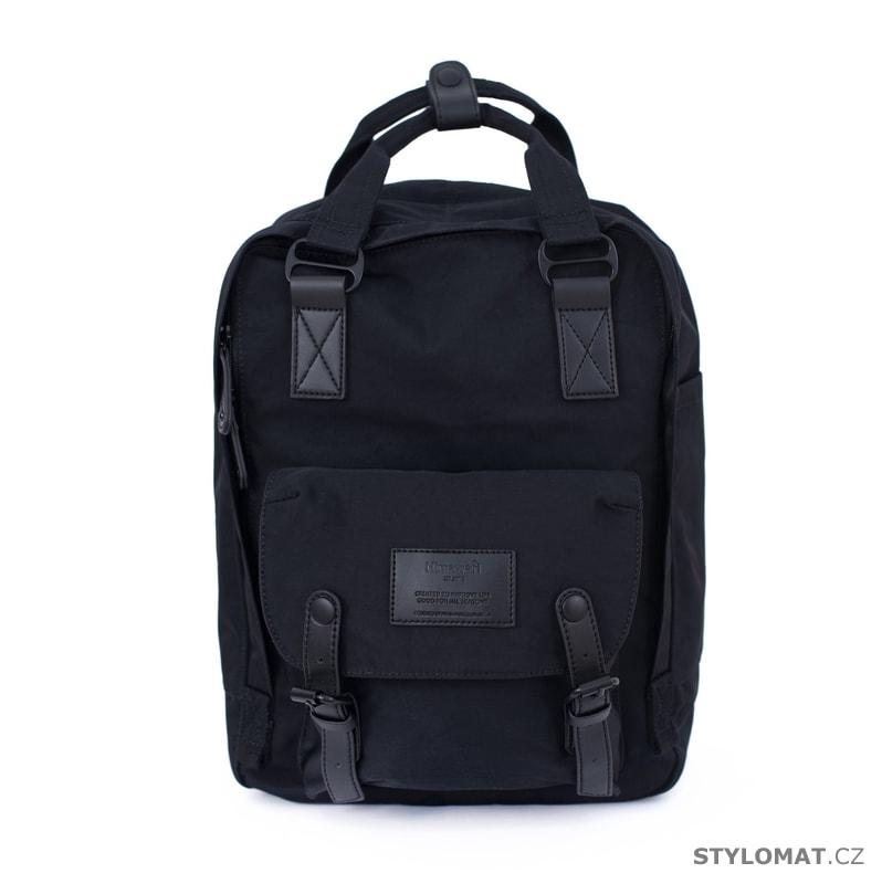 7ed0e8fe9a2 Stylový černý batoh - Art of Polo - Módní batohy