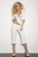 Dámské pyžamo Sylvie bílé