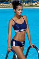 Dámské sportovní dvoudílné plavky Laura