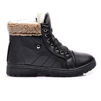 Zimní boty šněrovací