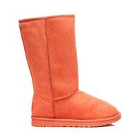 Zimní sněhule oranžové