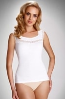 Dámské triko Nela bílé