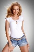 Dámské triko Regina bílé