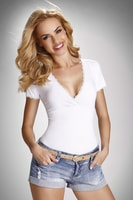 Dámské triko Dolly bílé