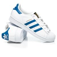 Adidas Superstar bílé