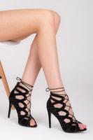 Sexy sandálky s vázáním