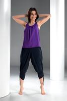 Fitness turecké kalhoty Fantasia