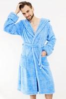 Pánský župan Aron modrý