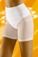Stahovací kalhotky Relaxa bílé