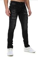 Pánské džíny černé