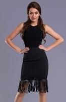 Černá sukně