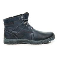 Pánské zimní boty modré