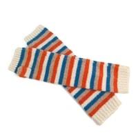 Béžové bezprsté rukavice