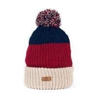 Silná trojbarevná pánská čepice