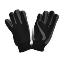 Dámské praktické rukavice černé
