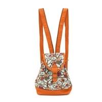 Malý batoh sova oranžový