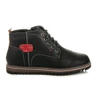 Pohodlné boty na zimu černé