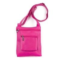 Malá kabelka - psaníčko růžová