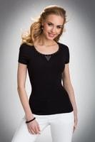 Dámské triko Greta černé