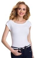 Dámské triko Idalia bílé