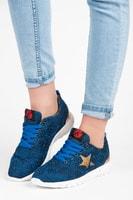Sportovní obuv gold star modrá