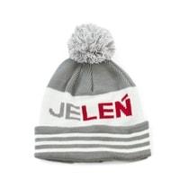 Zimní čepice šedá