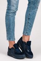 Dámské sportovní boty tmavě modré