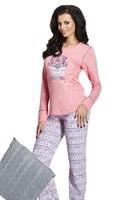 Dámské pyžamo Elza růžové