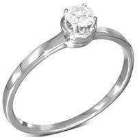 Prsten dámský s krystalem