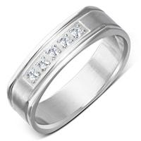 Prsten z oceli