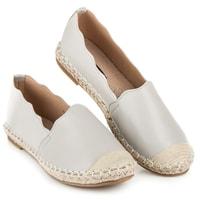 Jarní dámská obuv šedá