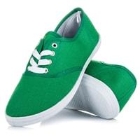 Vázané tenisky new age zelené