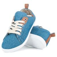Džínové tenisky světle modré