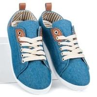 Džínové tenisky modré