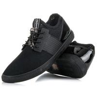 Sportovní boty se stahováním černé