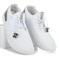 Sportovní boty se stahováním bílé