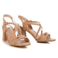 Elegantní sandály na podpatku