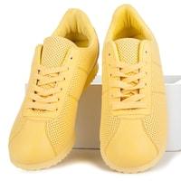 Ažurové sportovní boty