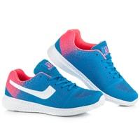 Šněrovací tenisky modré