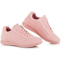 Sportovní dámská obuv růžová