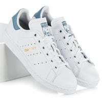 Adidas stan smith j bílé