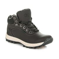 Trekingové boty šedé