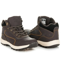 Chlapecké trekingové boty hnědé