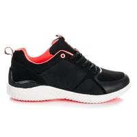 Sportovní boty dámské v černé barvě