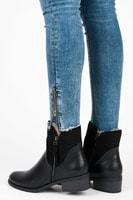 Boty na zip